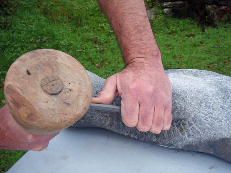Stone carving courses Ireland