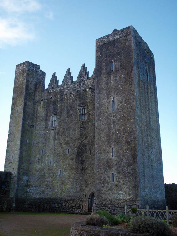 Barryscourt Castle Stone Restoration Cork